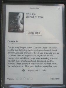 E-book in lingua originale che presenta la descrizione