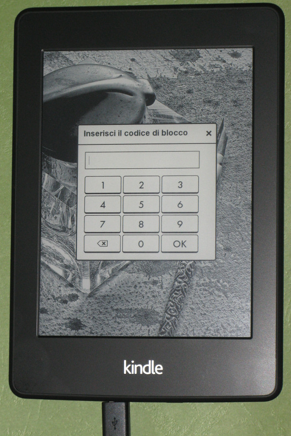 kindle-password-code